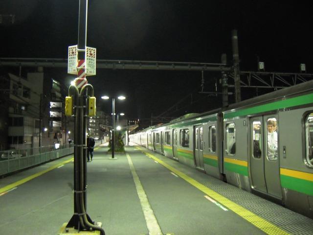 尾久駅(2009/12/15)?
