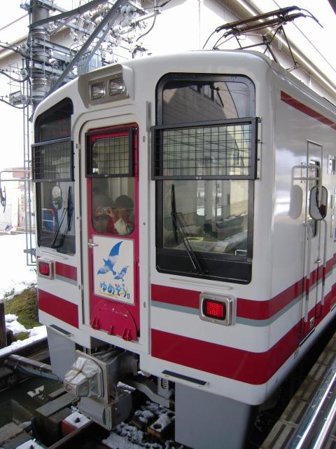 ほくほく線ゆめぞら号(2009/12/29)