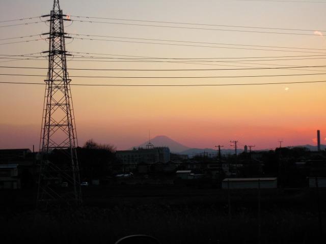 富士山(2010.01.02)