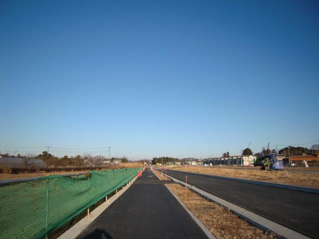 上尾道路(2010年3月開通予定区間)