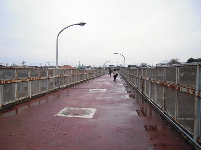 石岡駅跨線橋1(2010/2/17)