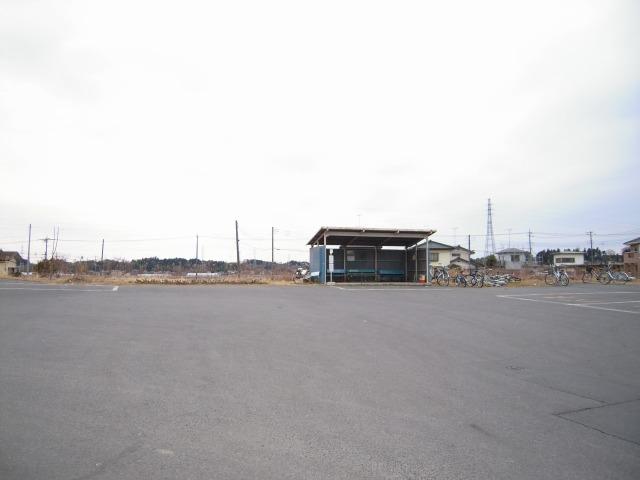 旧常陸小川駅(現小川駅バスターミナル)