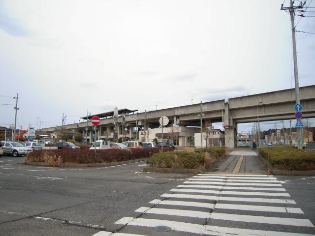 新鉾田駅(大洗鹿島線)