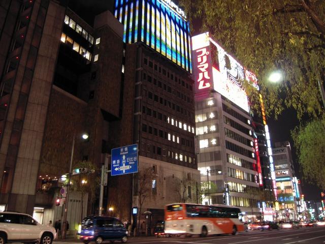 銀座(2010/2/18)1