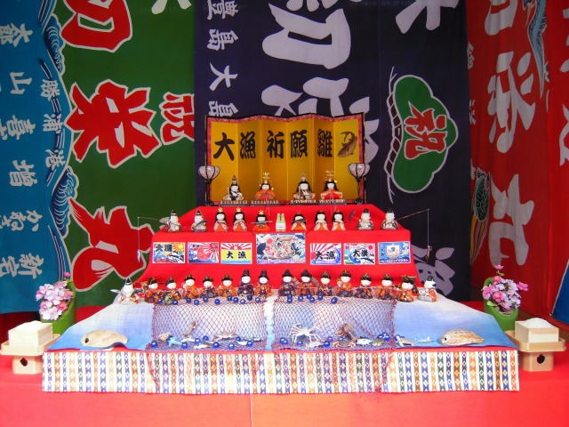 勝浦ビッグひな祭り(2010/2/21)