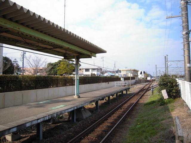 大原駅(2010/02/21)その2
