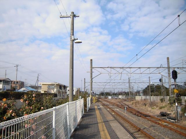 大原駅(2010/02/21)その1