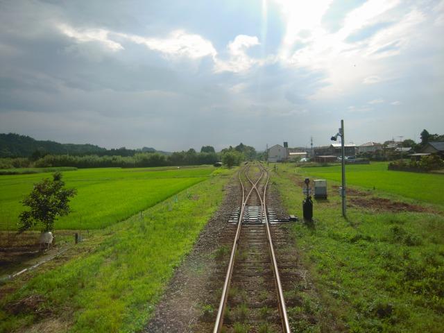 2010.6.19 国吉15:46発上り列車(22D)より