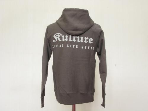 KULTURE+SWEAT+FULL+ZIP+PARKER+(charcoal)・托シ搾シ狙convert_20110906134242