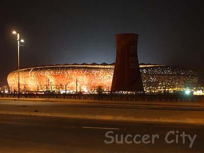 サッカーシティー