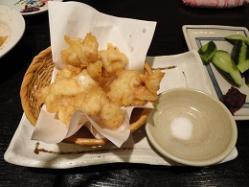 名古屋コーチン鶏天ぷら