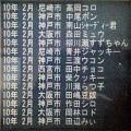 2010年2月頃のメモリアルプレート