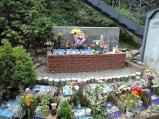 ペット霊園の合同墓地