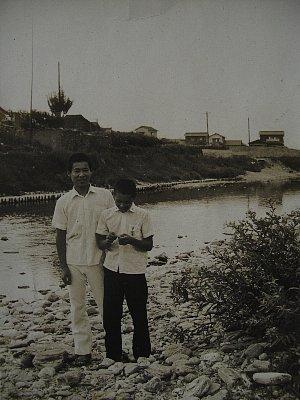 昔の貞光川