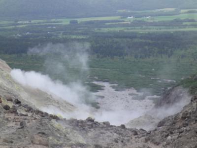 クテクンの滝・アトサヌプリ 090