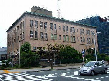 旧下関駅11