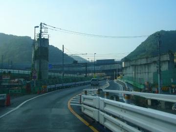 高尾山トンネル05