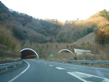 高尾山トンネル30