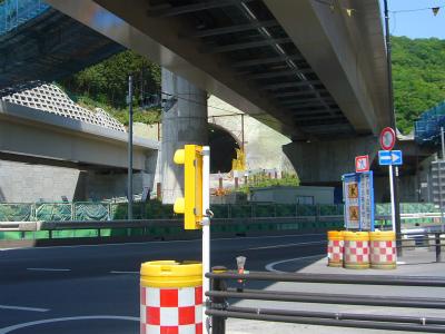 高尾山トンネル31