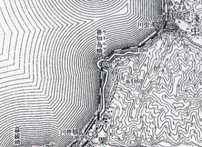 善知鳥崎地図01