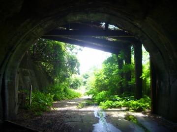 善知鳥前隧道23