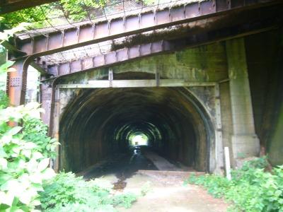 善知鳥前隧道24