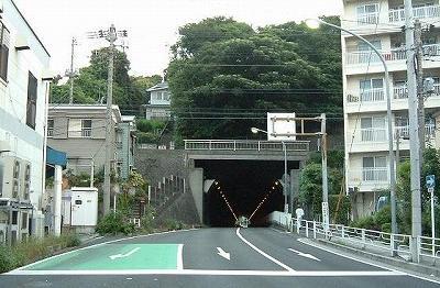 山手隧道6