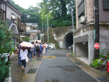 横須賀隧道めぐり04