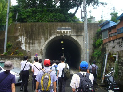 横須賀隧道めぐり05