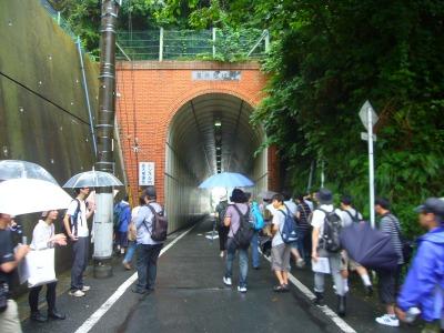 横須賀隧道めぐり18