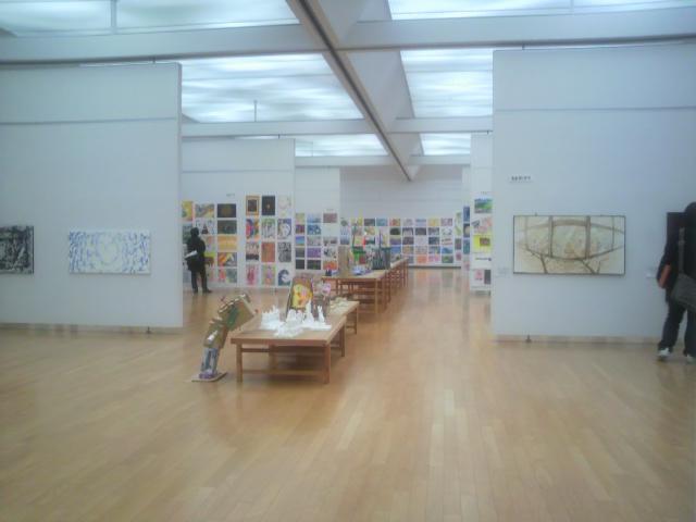 朝鮮学生美術展