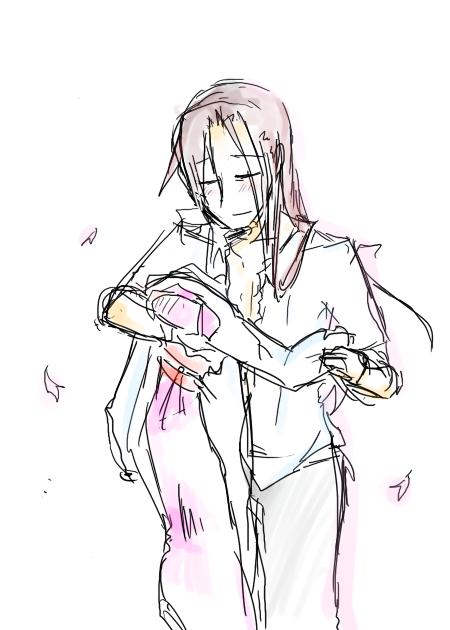 着物の女1