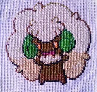 cross whimsicott