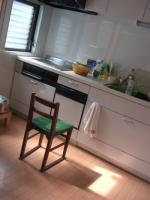 明るくあったかいキッチン、いいなぁ~!