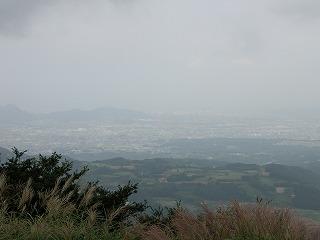 山道からの眺め