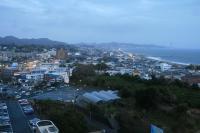 早朝の三浦海岸③
