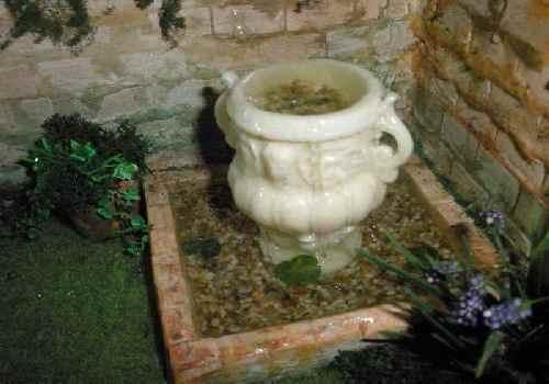 ガーデン 噴水