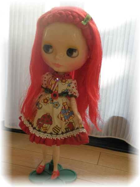 赤毛ブライス1