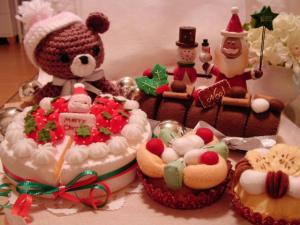 xmas cake-1-1 033