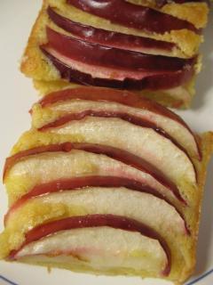 タルトレット・ポム(リンゴのタルト)