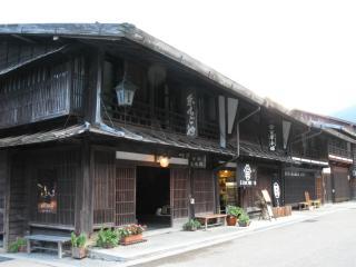 ゑちご屋(奈良井宿)