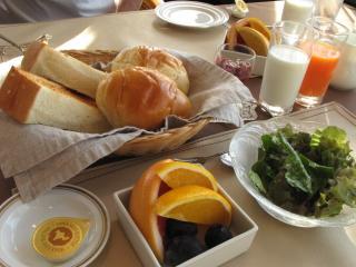 朝食(オーベルジュ・ラ・メイジュ:車山高原)