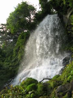 乙女滝(横谷峡)
