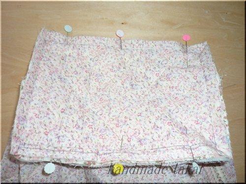四角いカバンの作り方 (13