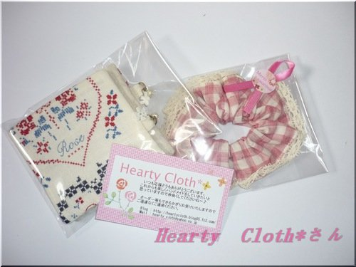Hearty ClothのHandmade日記2
