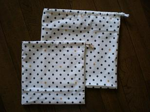 簡単手作り袋~♪