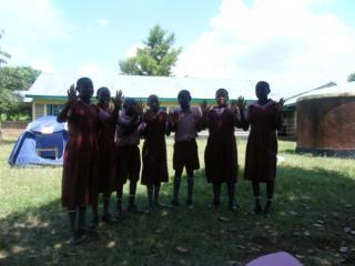 小学生の合唱