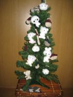 編みくまツリー