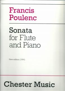 Poulenc FlSonata
