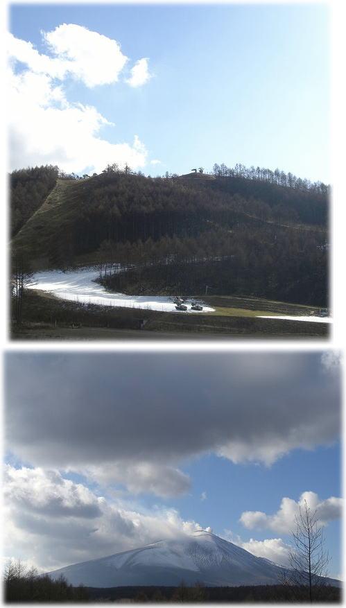 30浅間山